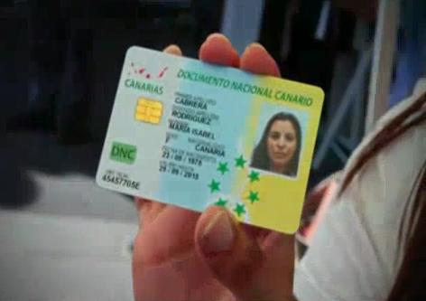 Les Canariens Se Dotent D Une Carte D Identite Nationale Kabylie