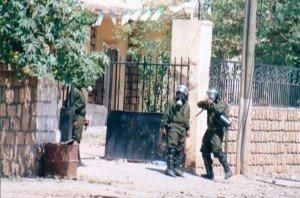 La gendarmerie algérienne occupe-t-elle la Kabylie ?   dans Actualité Kabylie-gendarmerie-300x198