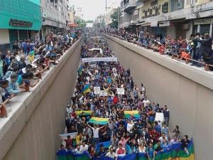 Marche MAK Tizi-Ouzou 20/04/2015