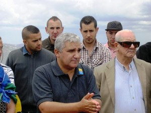 Bouaziz Ait Chebib, président du MAK