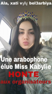 miss kabylie 2016