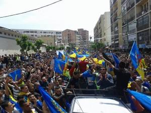 Marche du MAK 20/04/2016